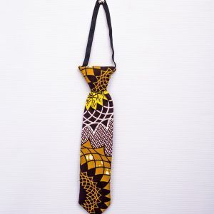 African Print Flying Ties For Boys Various Prints